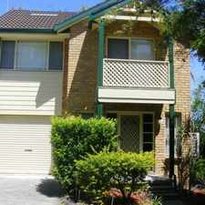 Rental info for Modern Townhouse in the Long Jetty area