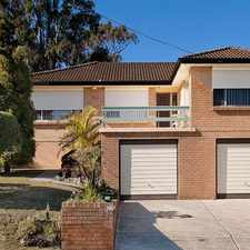 Rental info for Three bedroom family home with pool in the Koonawarra area