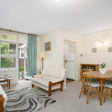 Rental info for Neatly Presented Two Bedroom Apartment in the Sydney area