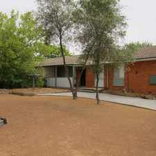 Rental info for ***UNDER OFFER*** FANTASTIC FAMILY HOME IN GREAT LOCATION in the Canberra area