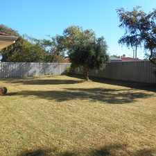 Rental info for FAMILY HOME 3 x 1 - REGISTER YOUR INTEREST TODAY in the Perth area