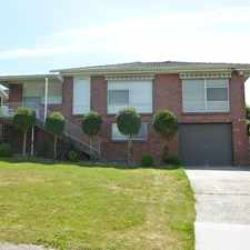 Rental info for Lovely Updated Family Home in the Mowbray area