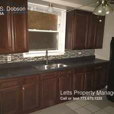 Rental info for 7653 S. Dobson in the Grand Crossing area
