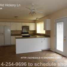 Rental info for 816 Wild Hickory Ln
