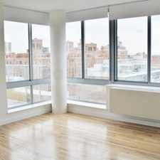 Rental info for 9th Ave & W 25th St in the New York area