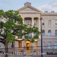 Rental info for The Saint Anna