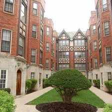 Rental info for 1643 W. Touhy Unit 2N in the Rogers Park area