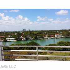 Rental info for 6362 Collins Avenue