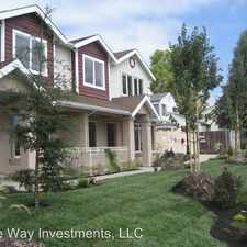 Rental info for 2838 Grove Way in the Hayward area