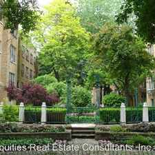 Rental info for Patio Apartments LLC 6200-48 N. Clark St./1600-24 W. Granville Ave./1601-23 W. Thome Ave.
