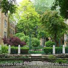 Rental info for Patio Apartments LLC 6200-48 N. Clark St./1600-24 W. Granville Ave./1601-23 W. Thome Ave. in the Edgewater area