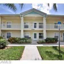 Rental info for 25755 Lake Amelia Way - Unit 101 in the Bonita Springs area