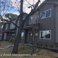 Rental info for 307 E Appleby Road Unit 1 in the Fayetteville area