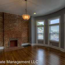 Rental info for 3003 Pacific Street