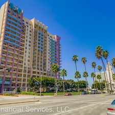 Rental info for 388 EAST OCEAN BOULEVARD 1601