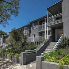 Rental info for 1105 - 1111 Alta Loma Rd.