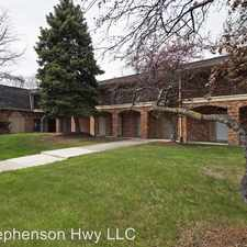 Rental info for 1105 N Stephenson Hwy in the Madison Heights area