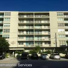 Rental info for 9500 W Bay Harbor Dr 6G