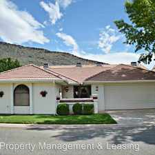 Rental info for 275 South Valley View Drive #46
