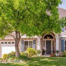 Rental info for 10489 E. Cedarwood Court