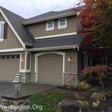 Rental info for 920 274th Way SE