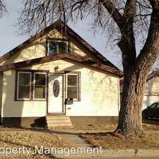 Rental info for 308 5th Ave. NW