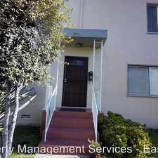 Rental info for 2915 Stanton St - A in the Oakland area