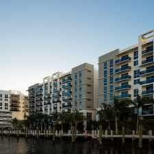 Rental info for Modera Port Royale in the 33060 area