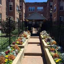 Rental info for 4933 N Kedzie - 3W in the Chicago area