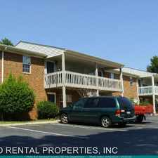Rental info for 705-711-721 S. CHURCH STREET