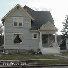 Rental info for 1134 CHERRY STREET in the Oshkosh area
