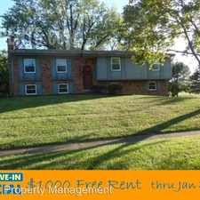 Rental info for 4600 Riverview Avenue, in the Middletown area