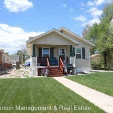 Rental info for 2033 9th Ave