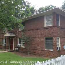 Rental info for 1616 12th Street in the Columbus area