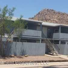 Rental info for 1641 WEST YUCCA #2