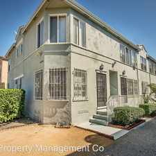Rental info for 960 S. Mansfield Ave - in the Los Angeles area