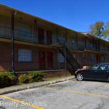 Rental info for 1802 Polly Reed Drive, Unit 106 in the Birmingham area