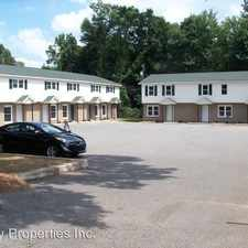 Rental info for 605 Key Street, Unit #3 in the Thomasboro - Hoskins area