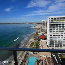 Rental info for 1760 Avenida del Mundo Unit 1404