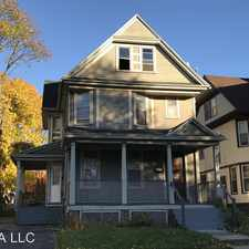 Rental info for 202 Wellington Ave - UP UP in the Rochester area