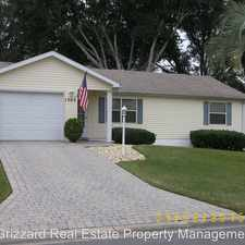 Rental info for 1503 Hillcrest Dr. - JANUARY Seasonal Rental The Village of Country Club Hills