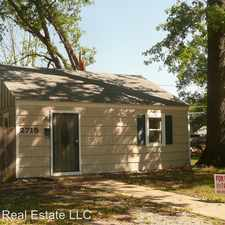 Rental info for 2715 Evans St