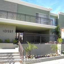 Rental info for 10557 Lindley Ave.