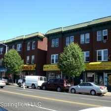 Rental info for 883-887 Springfield Avenue