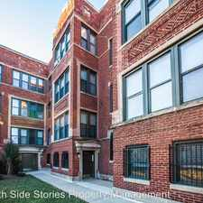 Rental info for 4840-46 S Indiana Ave in the Bronzeville area