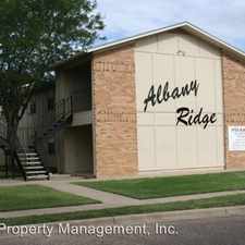 Rental info for 4705 Albany Ave. in the Wester area