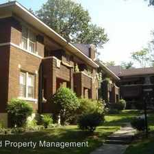Rental info for 144 N Belvedere in the Memphis area