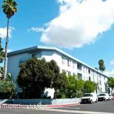 Rental info for 8061 Romaine St #103 in the Los Angeles area