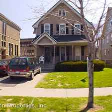 Rental info for 196 N. Goodman St in the NOTA area