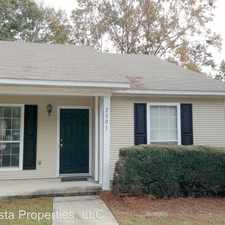 Rental info for 2801 Fawnwood Circle in the Valdosta area